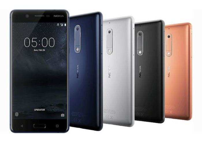 Nokia 3, 5 and 6