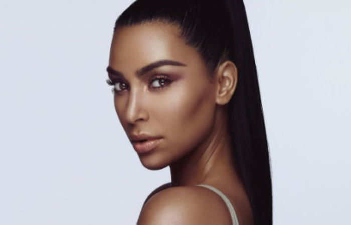 Kim Kardashian accused of blackface in the new KKW Beauty ad campaign - ET BrandEquity