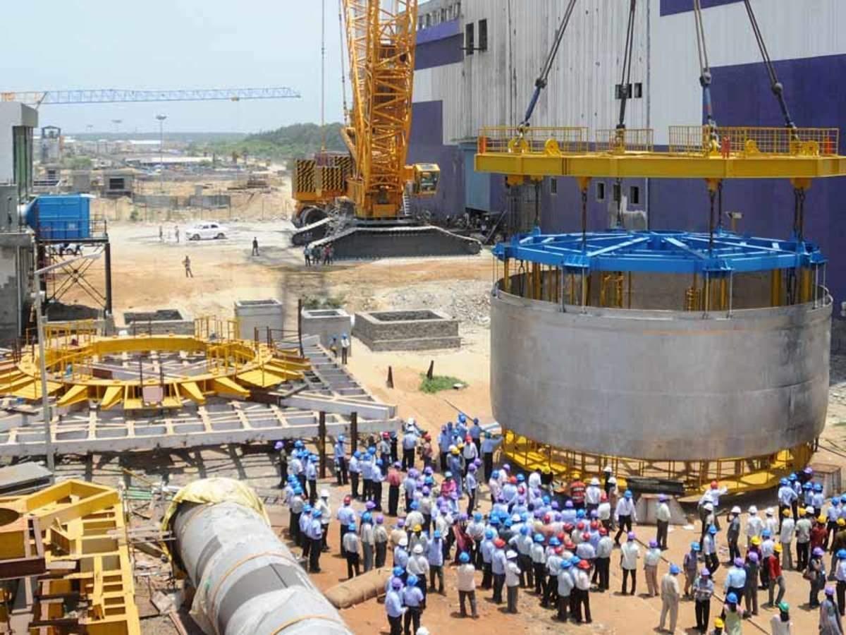 Nuclear reactor at Kalpakkam: World's envy, India's pride, Energy News, ET  EnergyWorld