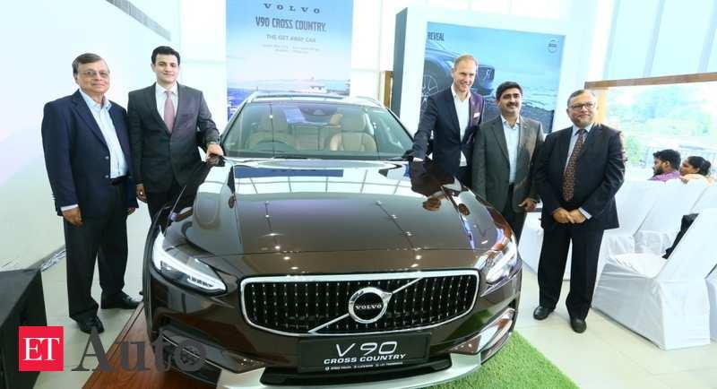 Volvo Volvo Enters Uttar Pradesh Opens Dealership In Lucknow Auto