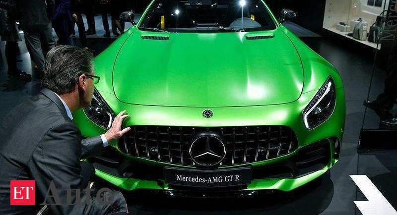 Mercedes Benz India Pvt Limited India S Plan For Higher Rate Luxury