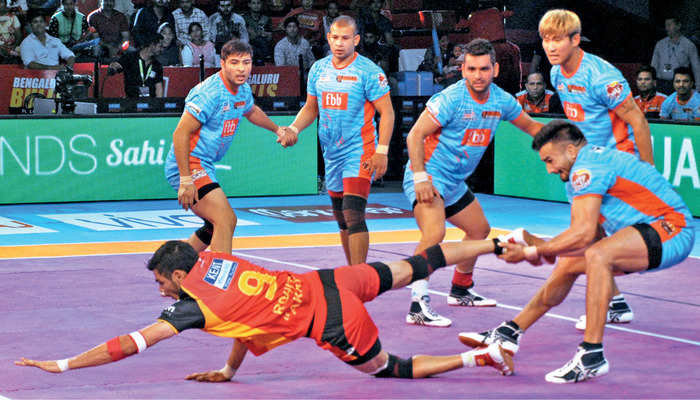 How Kabaddi got a grip on India - ETBrandEquity.com