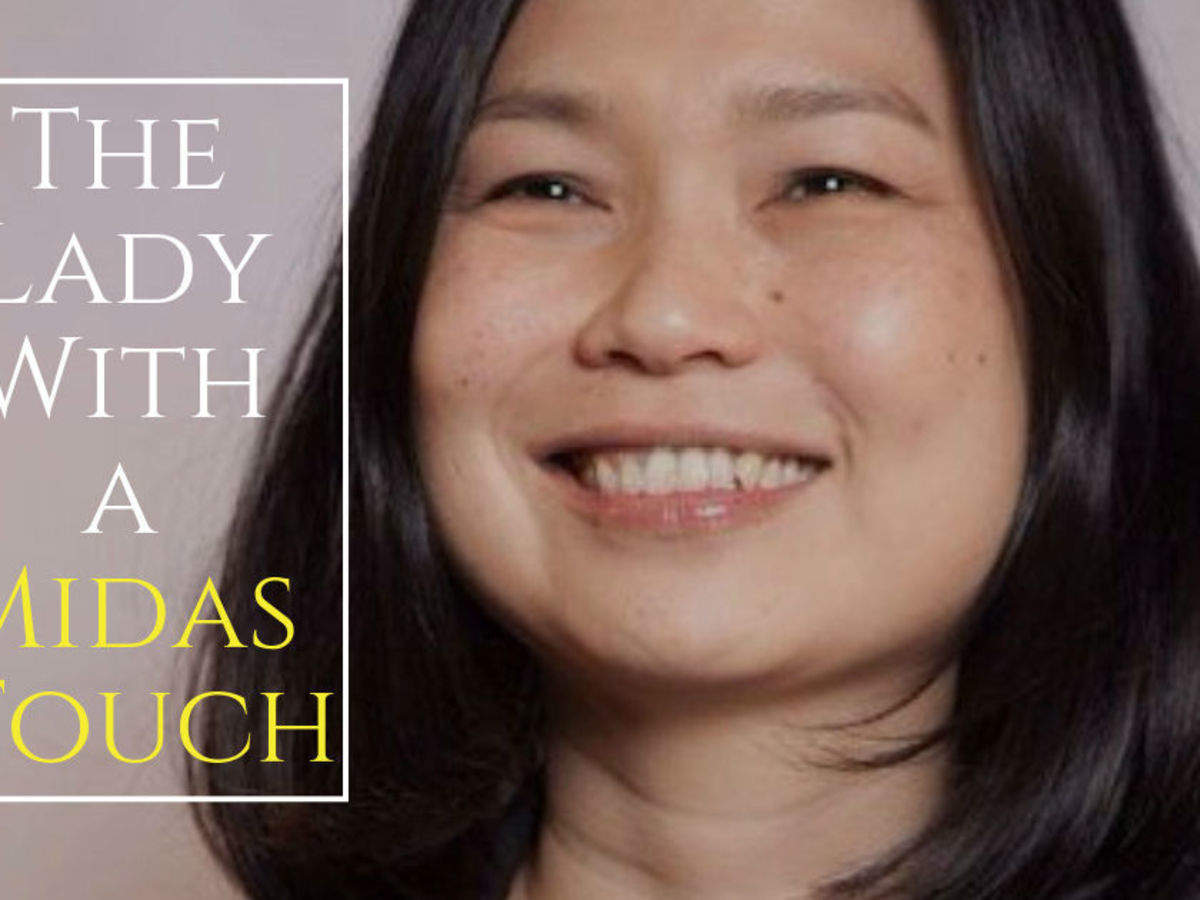 Chris Leong - Chris Leong: The lady with a Midas touch