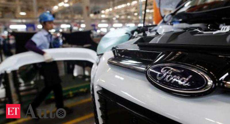Ford Motors Ford Sees Big Opportunity For Smart Mobility Services
