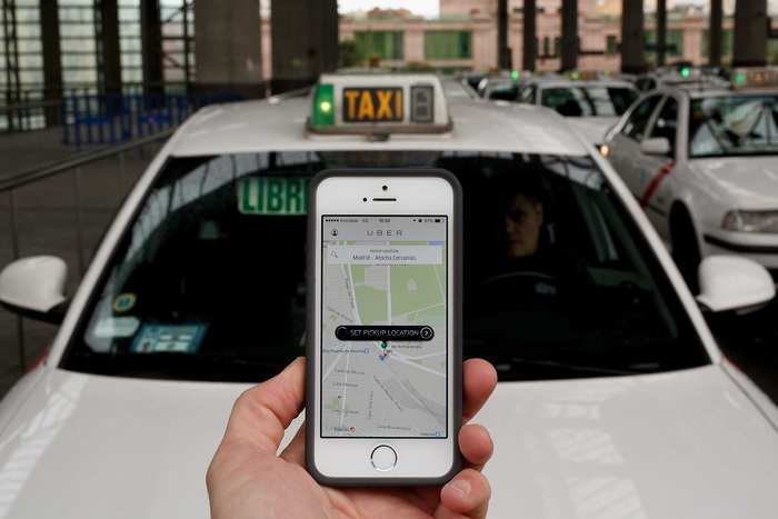 Uber's competitive obsession