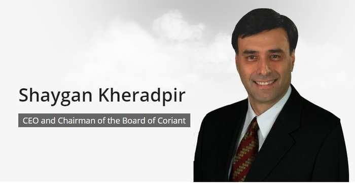 India to take leadership position in 5G technology: Coriant's Shaygan Kheradpir - ETTelecom.com