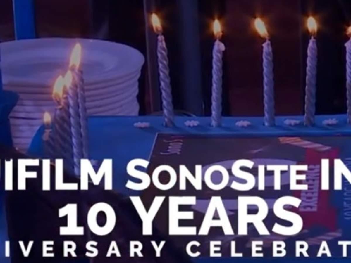 Fujifilm SonoSite celebrates a decade of excellence in India, Health