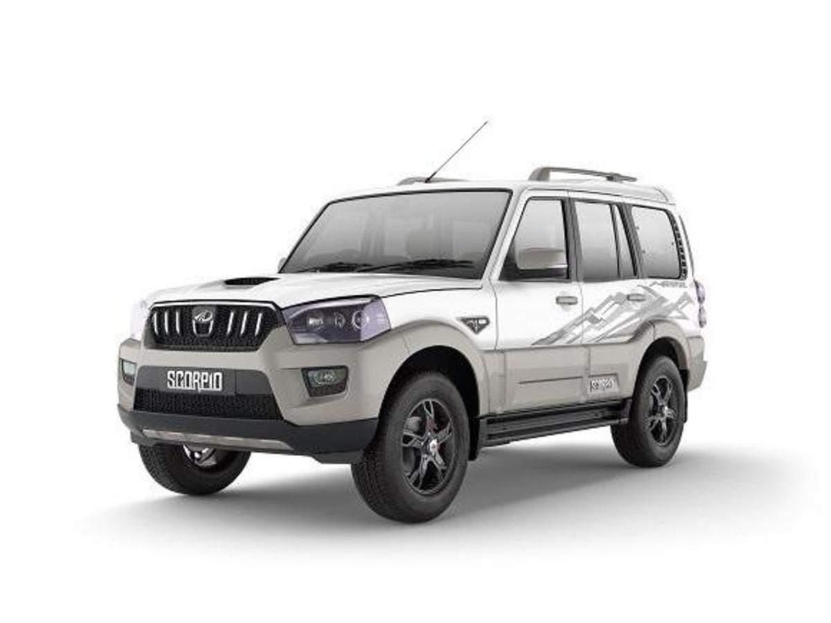 Mahindra Scorpio Mahindra Mahindra To Launch Electric Scorpio By