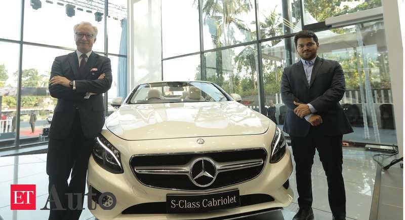Mercedes Benz Mercedes Benz Inaugurates Thrissur S First Luxury Car