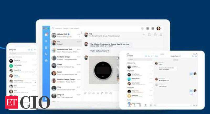 Alibaba Backed Chat App Dingtalk Enters India To Optimize Corporate Communication It News Et Cio The alibaba group open source software list. alibaba backed chat app dingtalk enters