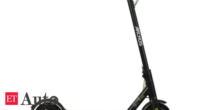 Archos: Archos unveils world\'s first Google Android electric scooter ...