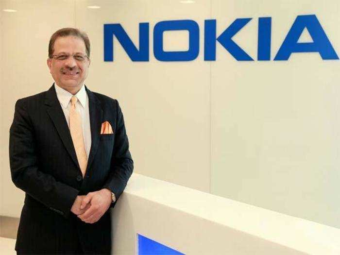 Nokia business not impacted much by ongoing consolidation: Sanjay Malik, India head