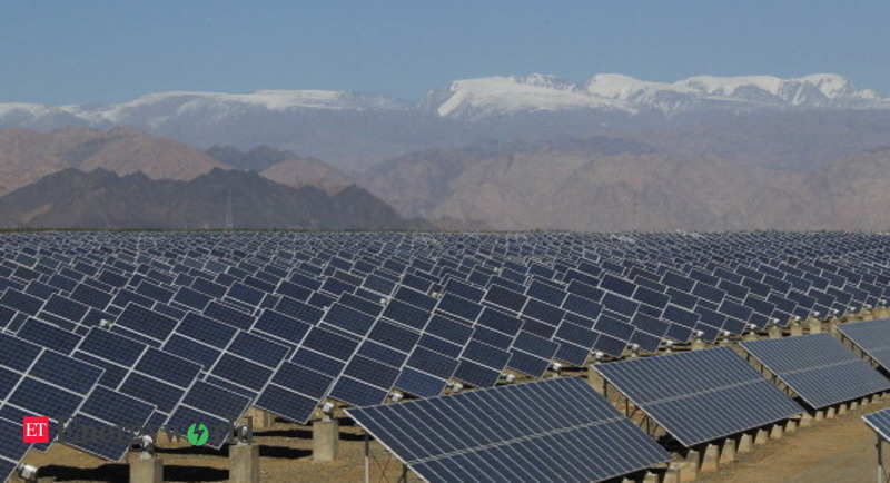 Solar Power World S Largest Solar Park Launched In