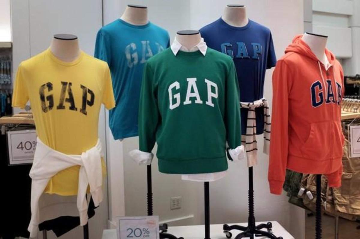 gap shop