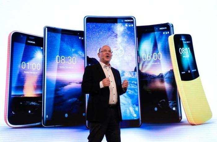 Nokia phone maker HMD to up investments in India; bets big on 4G feature phone: CEO Florian Seiche - ETTelecom.com