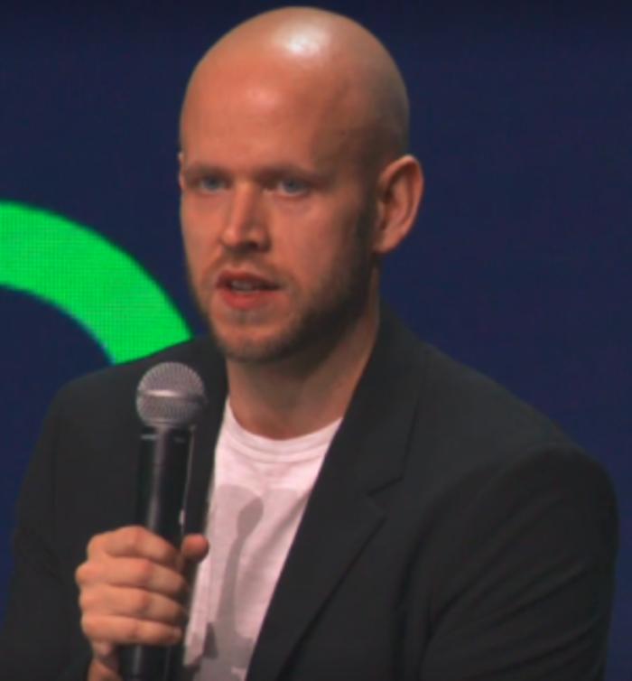 Spotify working on India launch: CEO Daniel Ek - ETtech.com