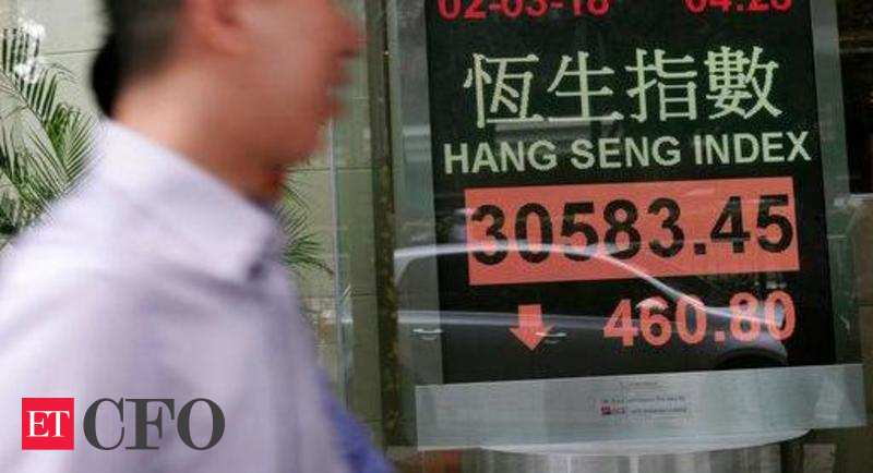 India Signs Double Taxation Avoidance Treaty With Hong Kong Cfo