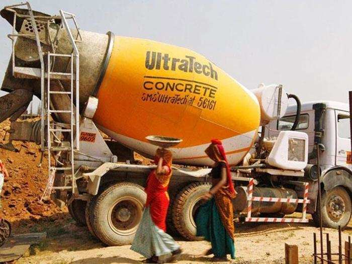Ultra Tech Cement Factory : Ultratech cement gets competition
