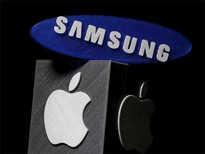 Apple-Samsung iPhone design copying case goes to jury, Telecom News, ET Telecom