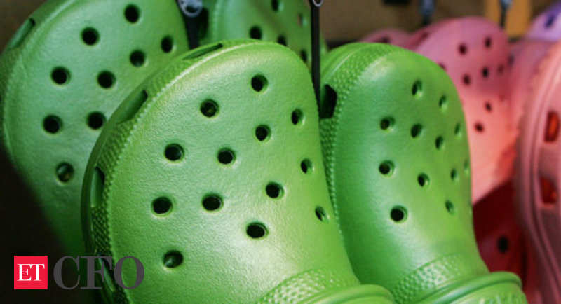 0228d2ad16e087 CROCS - India among top 6 markets for Crocs  CFO Carrie Teffner