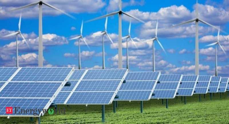 Wind, solar farms could bring rains to Sahara Desert - ETEnergyworld.com