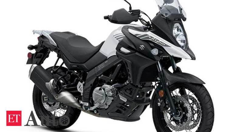 suzuki v strom 650xt abs bikers rejoice suzuki motorcycle unveils v strom 650xt abs at rs 746 lakh auto news et auto - 46 Automotive Cv Effortless