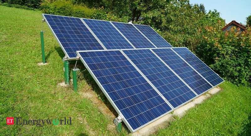 Min Promises Rs 27 Cr For Solar Plant At Govt Medical