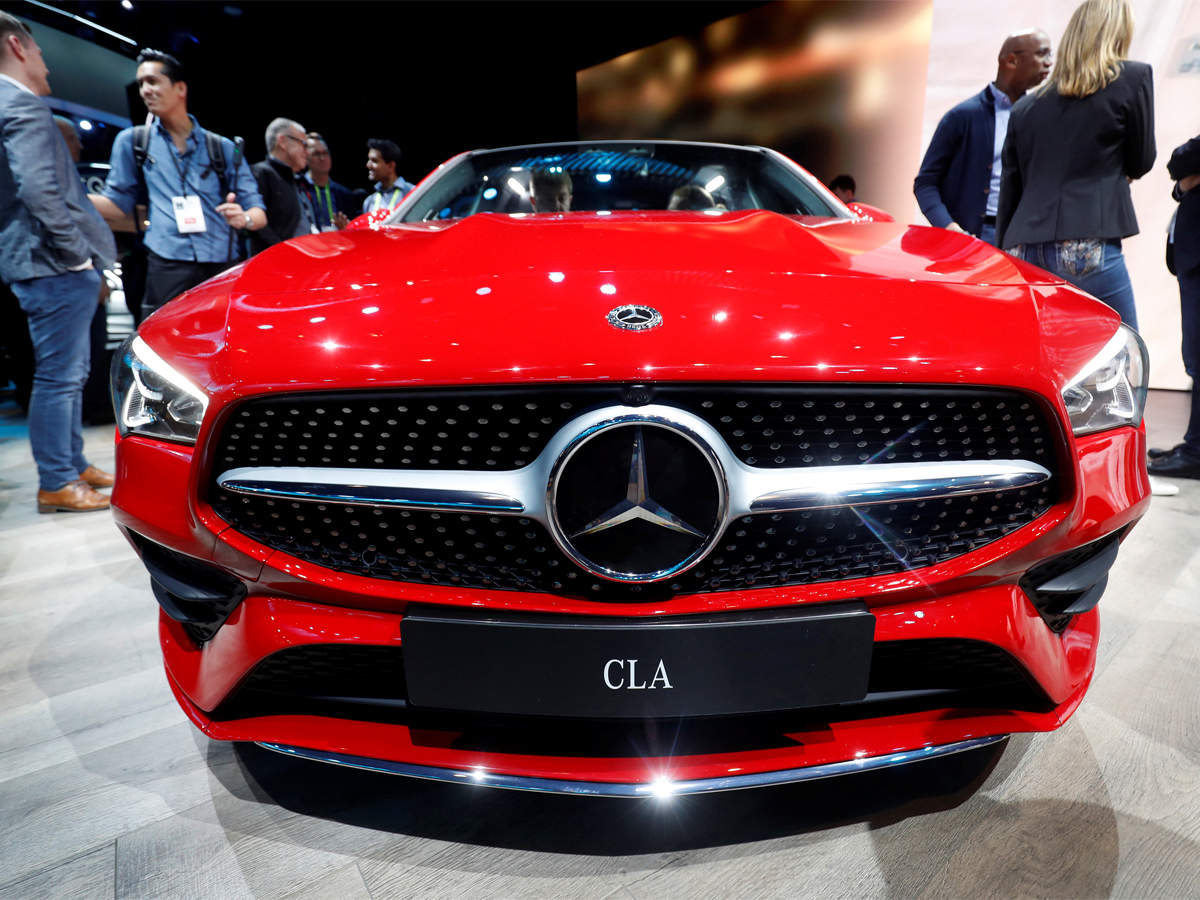 Mercedes-Benz India sales rises 1.4% to 15,538 units in 2018, Marketing &  Advertising News, ET BrandEquity