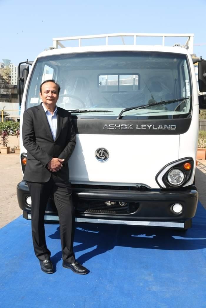 ashok leyland: Ashok Leyland launches new products in ICV