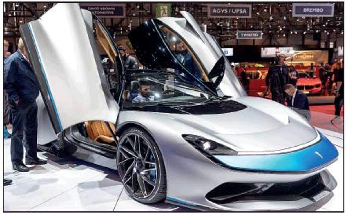 Pininfarina To Take On Lamborghini Ferrari With Luxury Without Guilt Auto News Et Auto