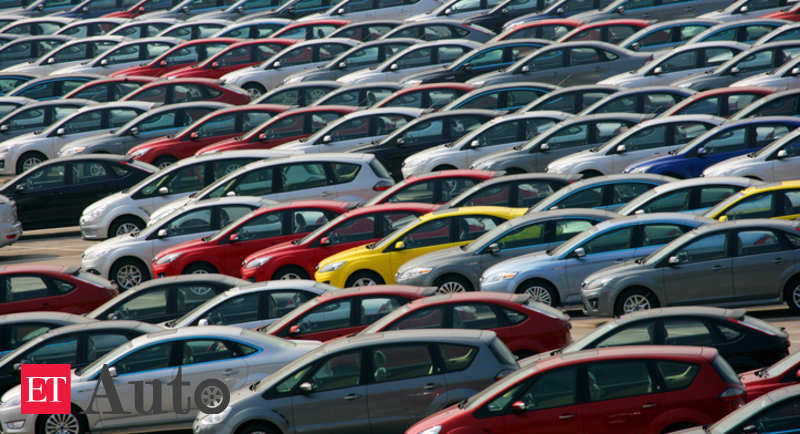 Geely Automobile: China auto sales fall 14 pct in February, mark