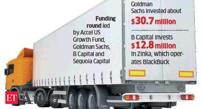 BlackBuck's Out to Raise $150 m in New Round, Auto News, ET Auto