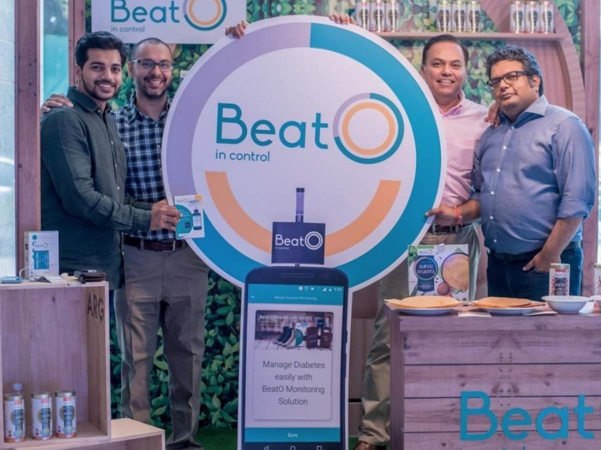 indiatimes.com - Biswarup Gooptu - Orios Venture Partners leads Rs 11.75 Cr funding round in health-tech startup BeatO