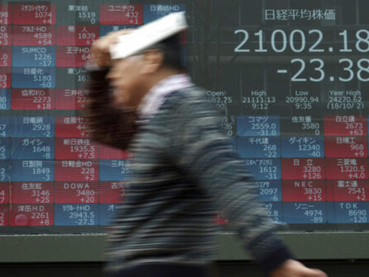 japan: Nikkei sees a higher close, but financials a let-down
