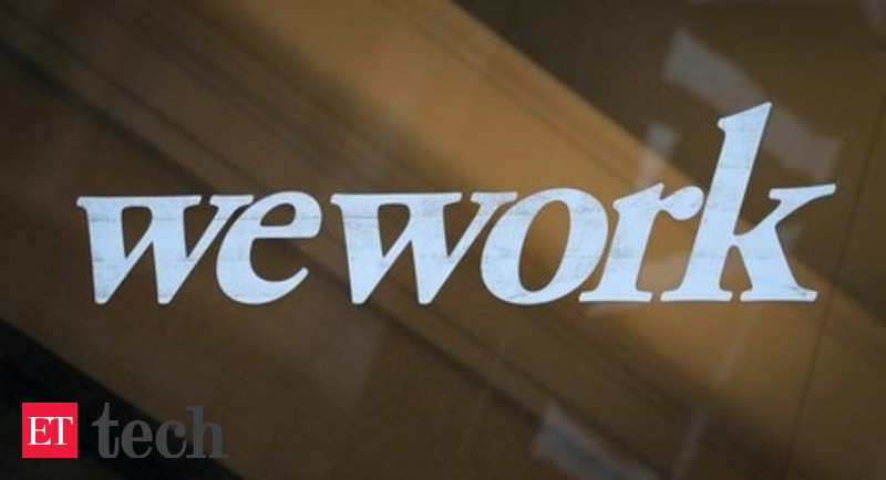 Wework files for an ipo