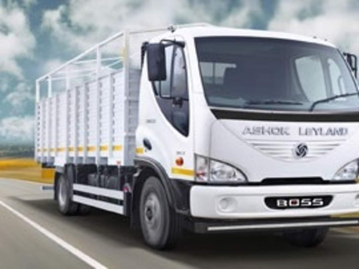ashok leyland mhcv sales: Ashok Leyland domestic sales up 10% at
