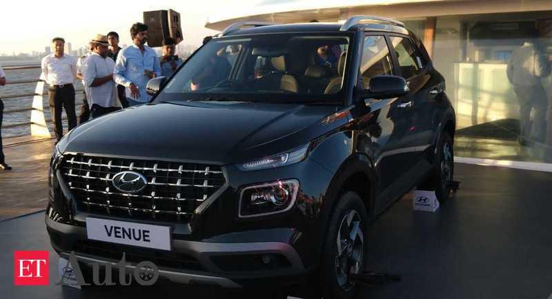 Hyundai Venue Bookings Hyundai Venue Bookings Open At Rs