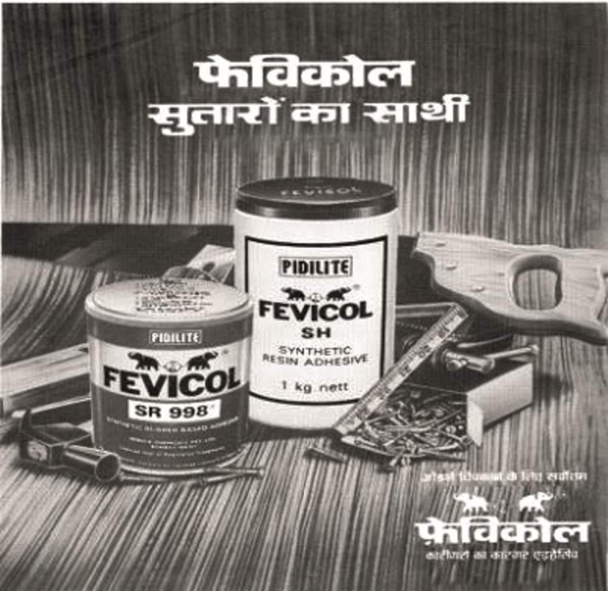 Fevicol The Gluing Journey Marketing Advertising News Et Brandequity