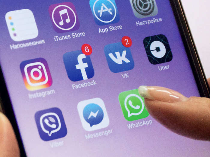 WhatsApp: WhatsApp will never be secure: Russian rival, Telecom News