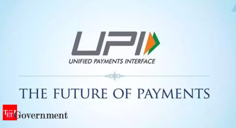 Unified Payments Interface Upi Digital Payments Take Centre Stage As Banks Fall In Line Scrap Fee On Rtgs Neft Government News Et Government