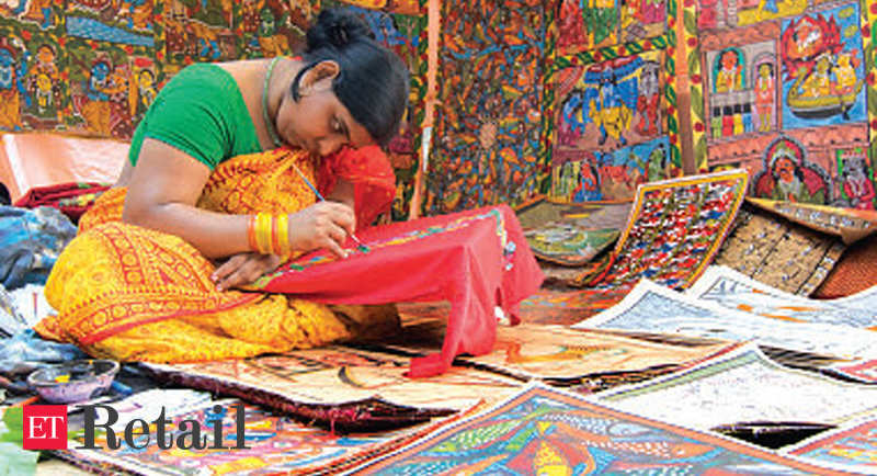rural products: Government plans e-commerce boost for 200 ...