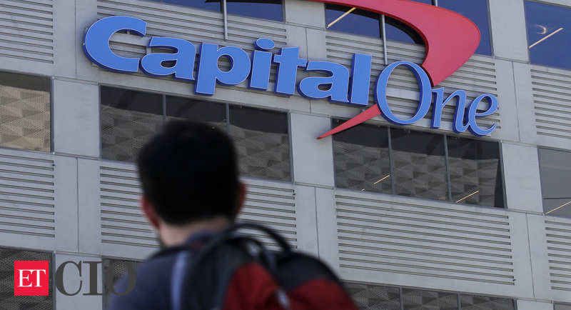 Capital One: Information of over 100 million individuals in US