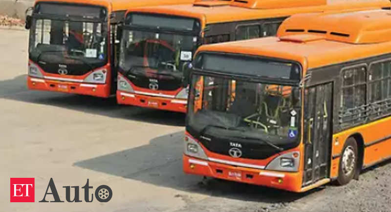 DTC bus: Over 3K buses to be inducted by next May to augment public