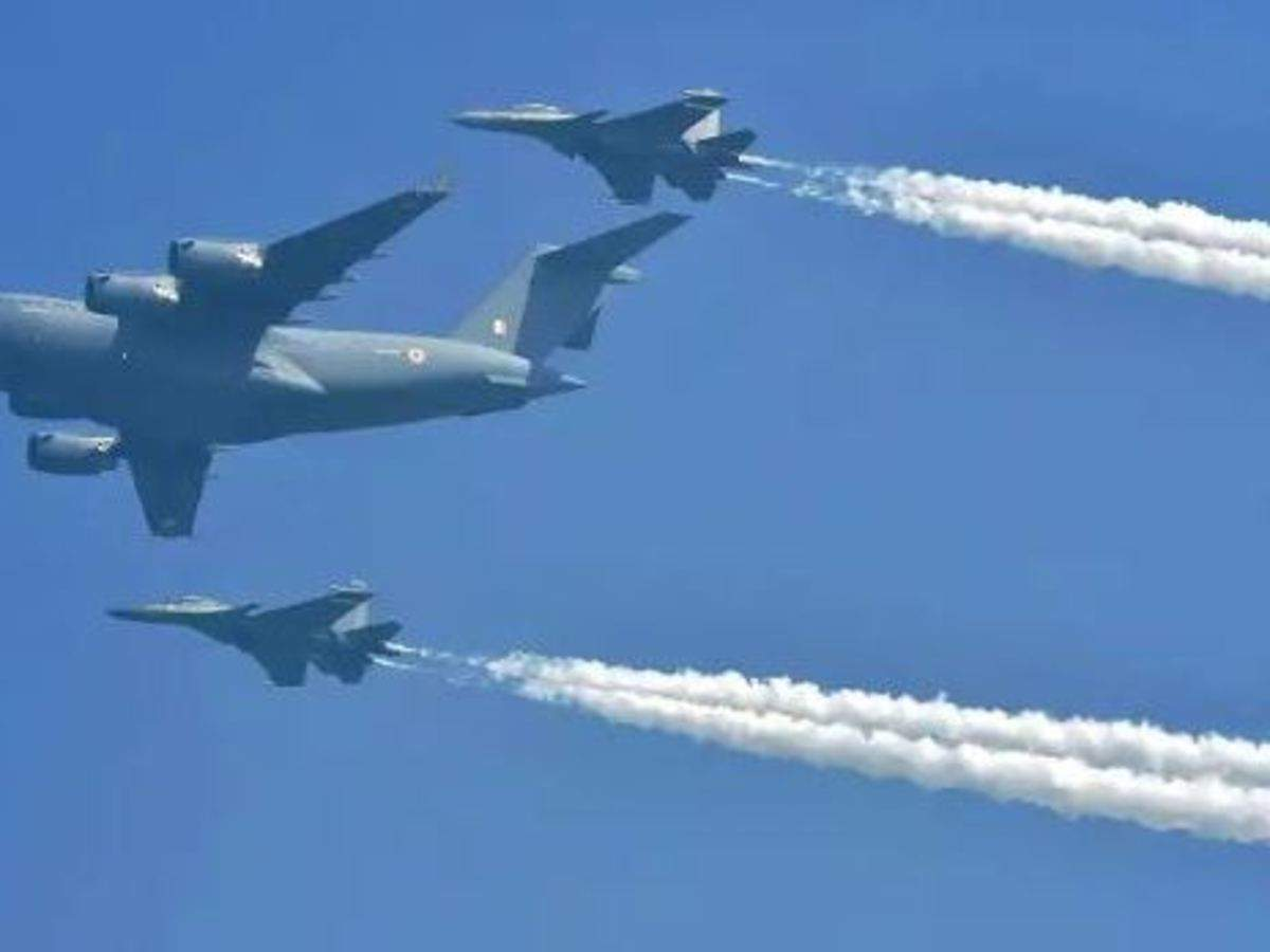 Indian Air Force In Final Stages Of Finalising Tender For