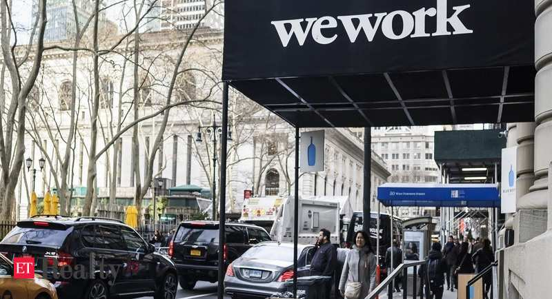Wework ipo real estate