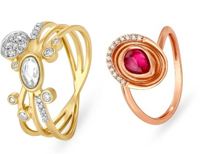 Jewellery Brand Mia By Tanishq Launches Festive Collection Electrify Marketing Advertising News Et Brandequity