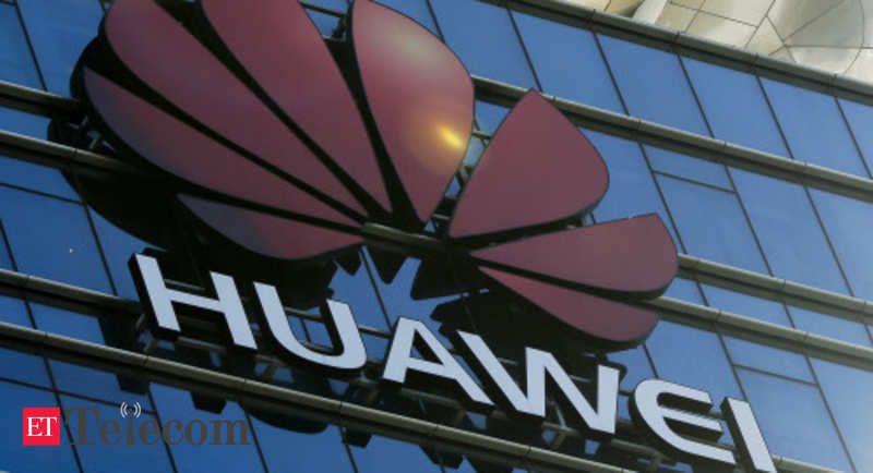 Huawei moving on 5G while politics plays out - ETTelecom.com thumbnail