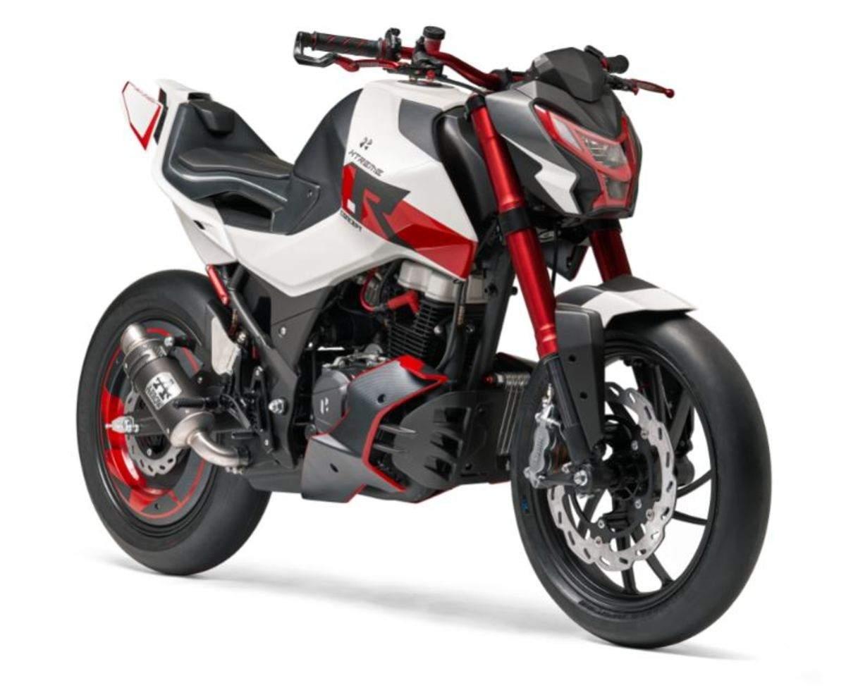 Hero Xtreme 1 R Hero Motocorp Unveils Xtreme 1 R Concept At Eicma