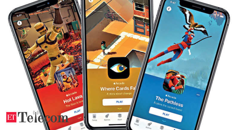 Apple Arcade adds 6 new games, taking total to 100 - ETTelecom.com