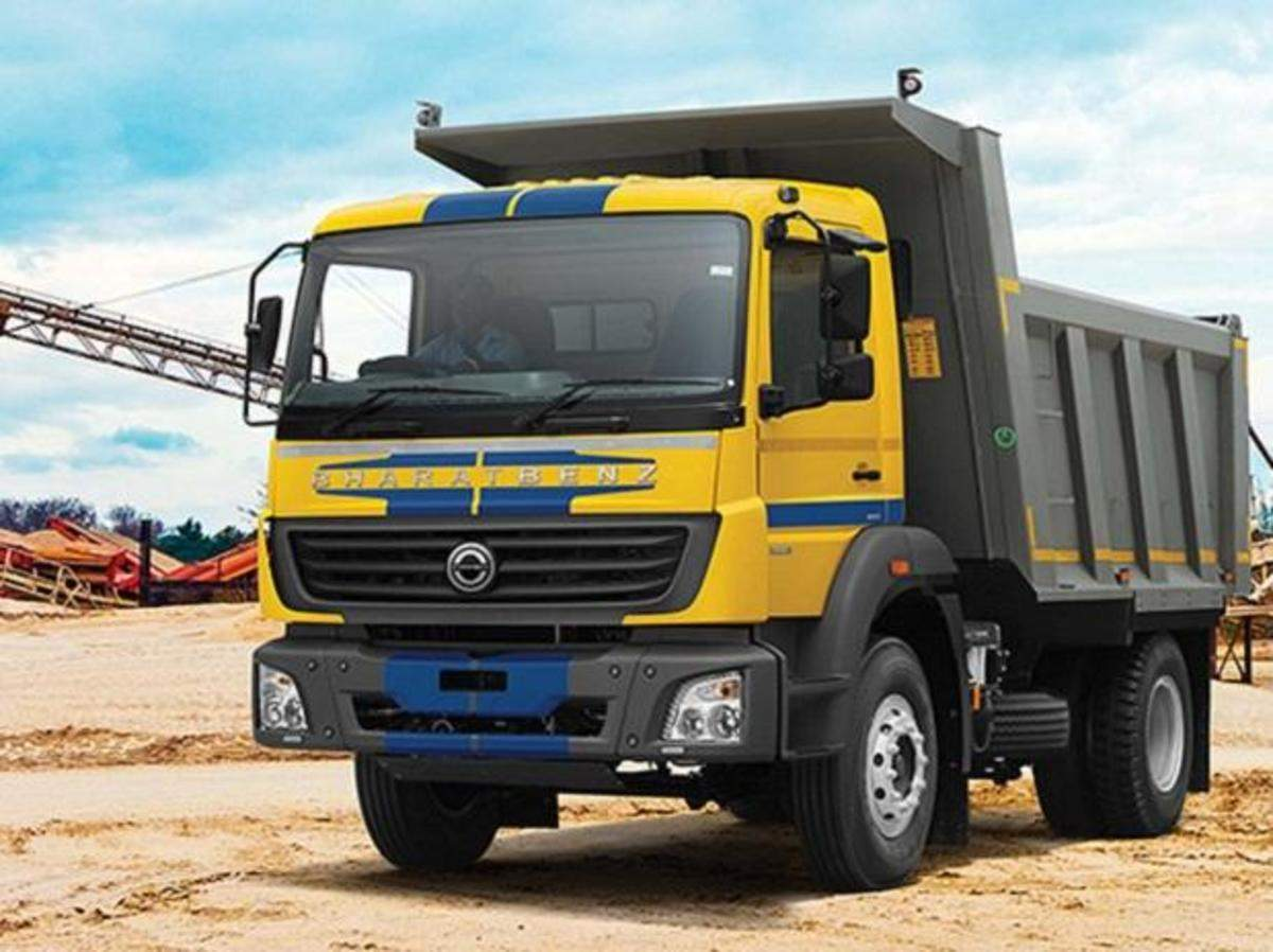 DICV: Bharat Benz introduces extended warranty for BS-IV trucks ...